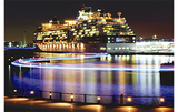 昨年の特選「港の光跡」