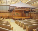横浜能楽堂ではバックステージ見学もできる