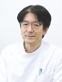 口腔外科診療科長の中村篤教授