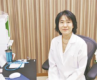 小児科医の岩崎先生