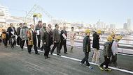 新浦島橋が開通
