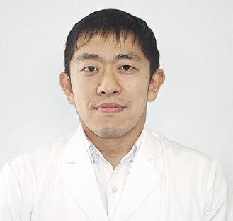 腎臓内科部長 服部吉成医師
