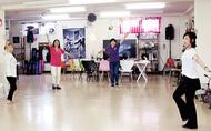 音楽にノッテ健康ダンス