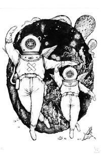 『ふたりの潜水士』