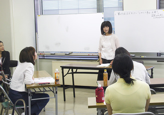 セミナーに登壇した久保田さん