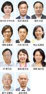 11人が立候補表明