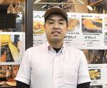 店長の田中さん
