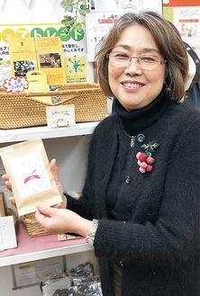 WEショップかながわ 事務局田代 由美子さん