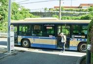 長導寺バス停移設へ
