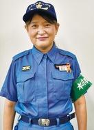 消防団初の女性本部部長