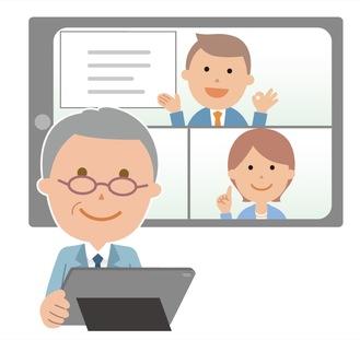 オンライン会議のイメージ