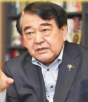 講師の寺島実郎氏