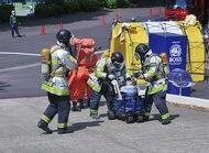 救助や除染 連携確認