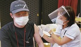 日産自、3千人の職域接種