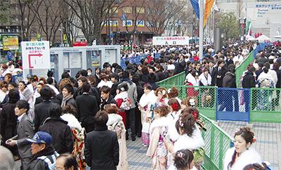 神奈川区から2054人が新成人