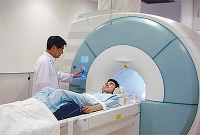 最新型MRI導入
