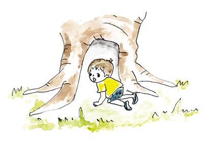 『山田さんちのけやきの木【2】』
