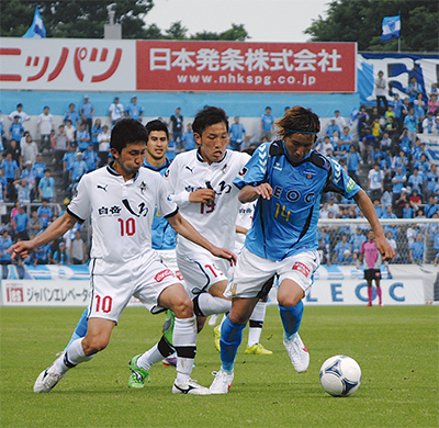 横浜FC合同区民DAY