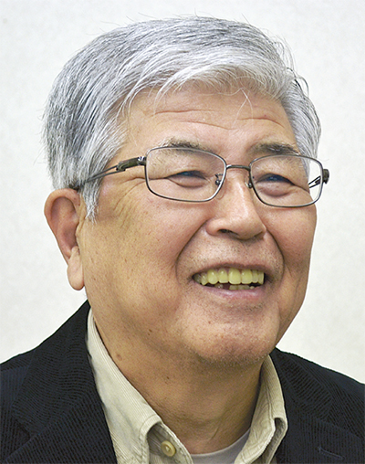 菊地 喜一さん