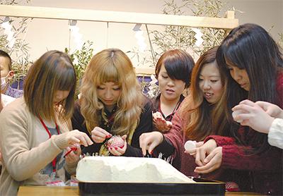 横浜fカレッジで「針供養」