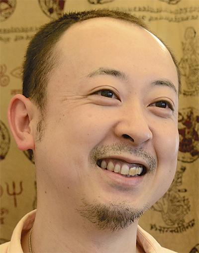 小松崎 淳史さん