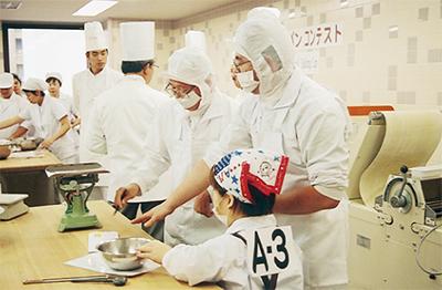 障がい者のパンコンテスト