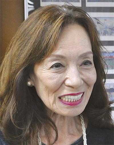 杉山 秀子さん