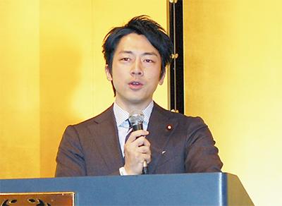 小泉氏招き講演会