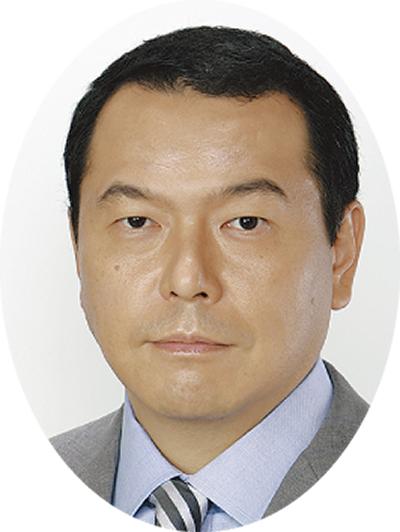 県連会長に小此木氏