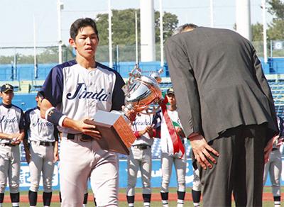 全日本選手権で準優勝