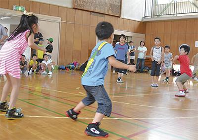入江4町会がスポーツ大会