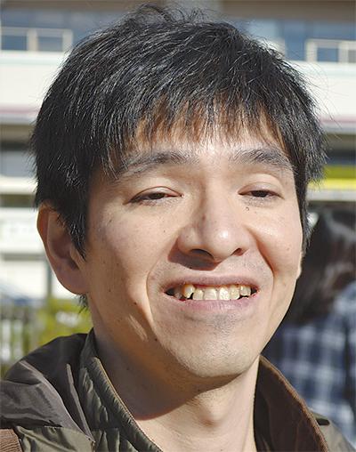 栗山龍太(りょうた)さん