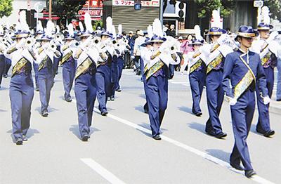 バラ身に付けパレード