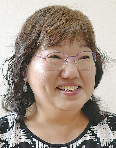 有泉 惠子さん