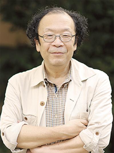 金田一教授が「日本語」講演