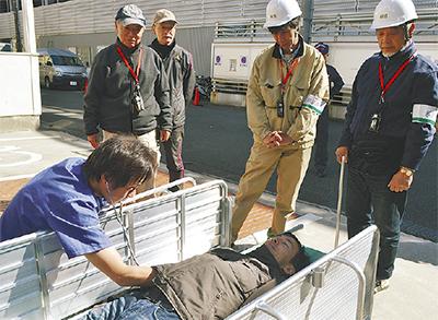 地元医院らと災害時連携へ