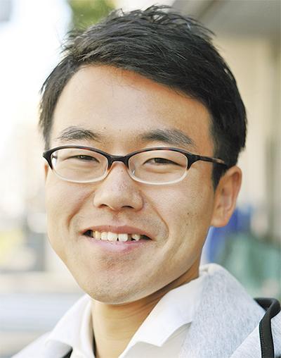 澤永 遼さん