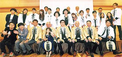 東友神輿保存会が30年