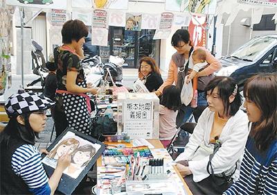 「似顔絵」で熊本を応援