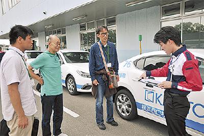 九都県市とエコ運転講習