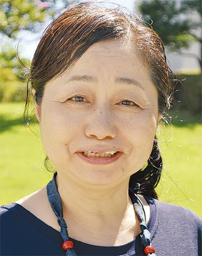 杉本 智穂さん