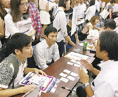 留学生をサポート