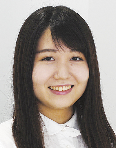 内田 佳奈さん