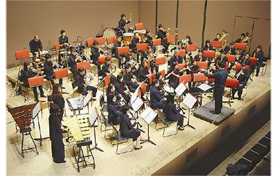 市民楽団による演奏会