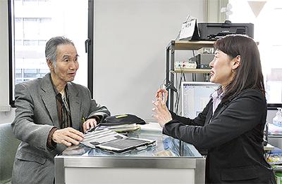 横浜駅西口の認定補聴器専門店