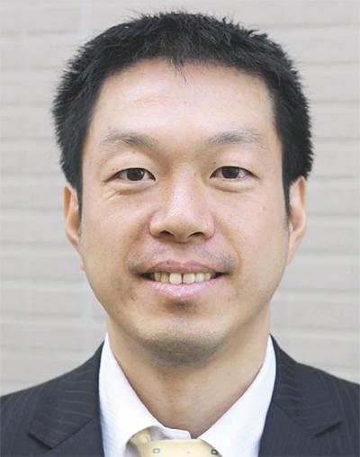 飯野 博勝さん