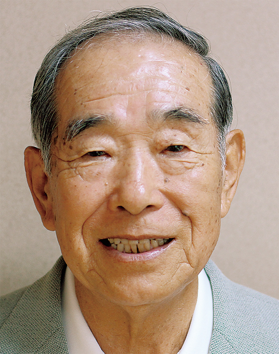 堀江 芳雄さん