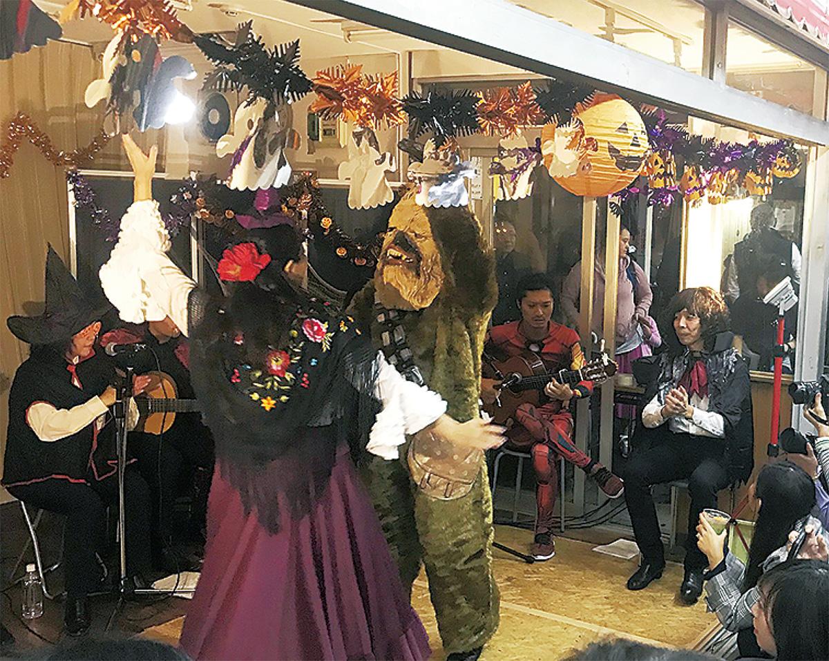 「ヤミ市場」を横浜代表に
