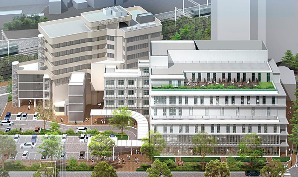 済生会神奈川県病院で公開講座