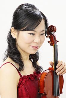 松岡春佳さん(バイオリン)